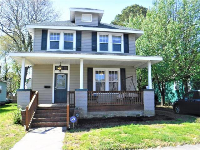 1505 Leckie St, Portsmouth, VA 23704 (MLS #10188411) :: Chantel Ray Real Estate