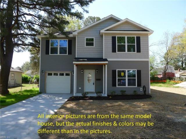 402 Biltmore Pl A, Portsmouth, VA 23702 (MLS #10188832) :: Chantel Ray Real Estate