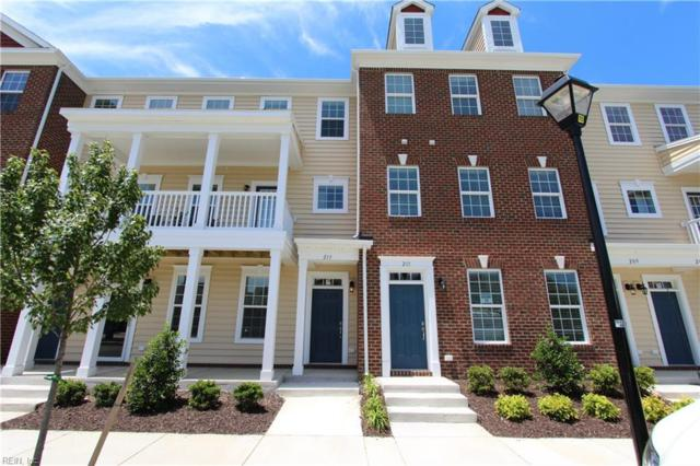 211 Fountain Way #28, Hampton, VA 23666 (MLS #10189121) :: AtCoastal Realty