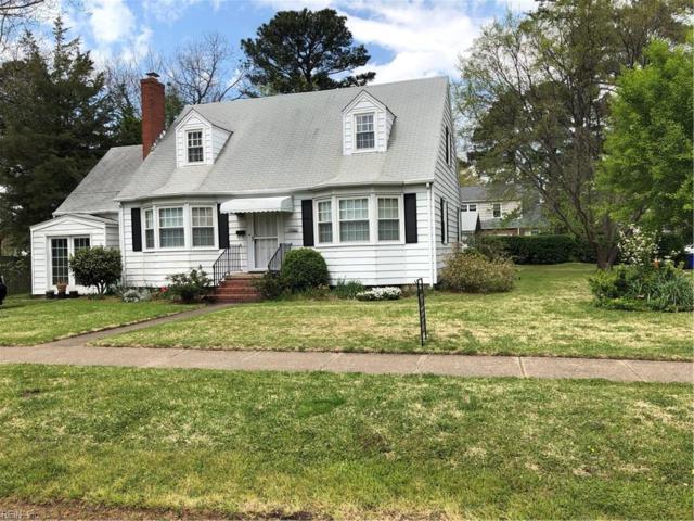 1400 Magnolia Ave, Norfolk, VA 23508 (MLS #10189612) :: Chantel Ray Real Estate