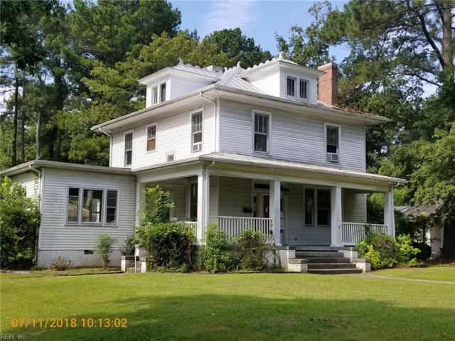 805 Brunswick Ave, Emporia, VA 23847 (#10190094) :: Berkshire Hathaway HomeServices Towne Realty