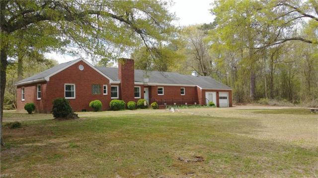 23406 Jerusalem Rd, Southampton County, VA 23837 (#10190590) :: The Kris Weaver Real Estate Team