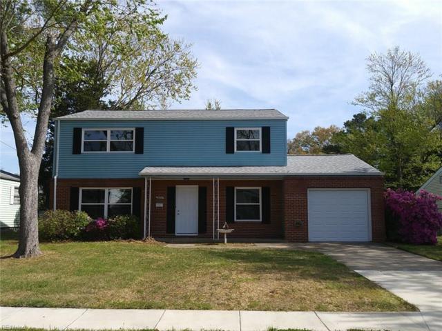 211 Greenwell Dr, Hampton, VA 23666 (MLS #10191267) :: AtCoastal Realty