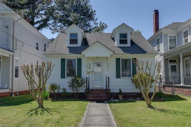 348 Maryland Ave, Portsmouth, VA 23707 (#10191760) :: The Kris Weaver Real Estate Team