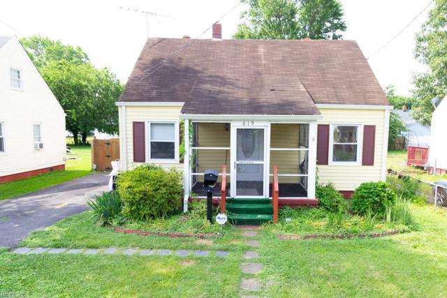 619 Lee St, Hampton, VA 23669 (#10192826) :: Berkshire Hathaway HomeServices Towne Realty