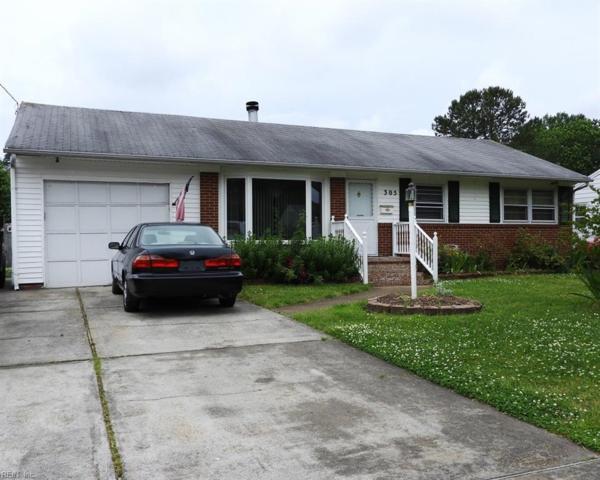 305 Dover Rd, Hampton, VA 23666 (#10193123) :: Abbitt Realty Co.