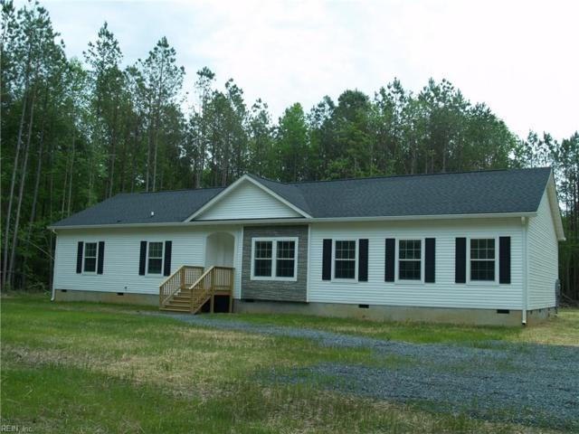 1496 Elsom Mascot Rd, King & Queen County, VA 23110 (#10194448) :: The Kris Weaver Real Estate Team
