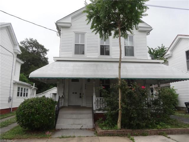 224 Chestnut St, Suffolk, VA 23434 (#10194987) :: Berkshire Hathaway HomeServices Towne Realty