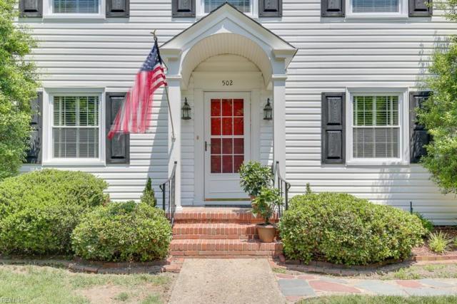 502 Talbot Hall Rd, Norfolk, VA 23505 (#10195749) :: Reeds Real Estate
