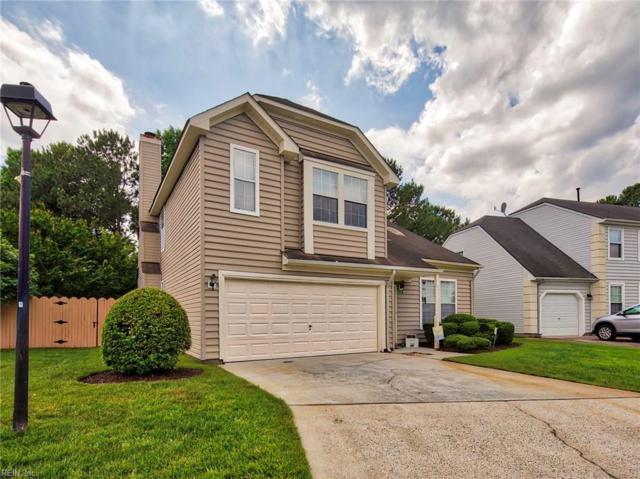 312 Oak Lake Ter, Chesapeake, VA 23320 (#10196436) :: Austin James Real Estate