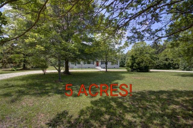 8722 Buckley Hall Rd, Mathews County, VA 23109 (#10196500) :: Abbitt Realty Co.