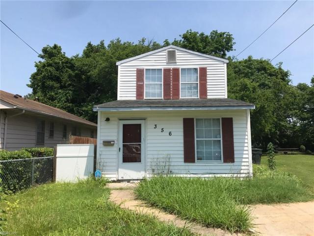 356 Lincoln St, Hampton, VA 23669 (#10199375) :: Abbitt Realty Co.