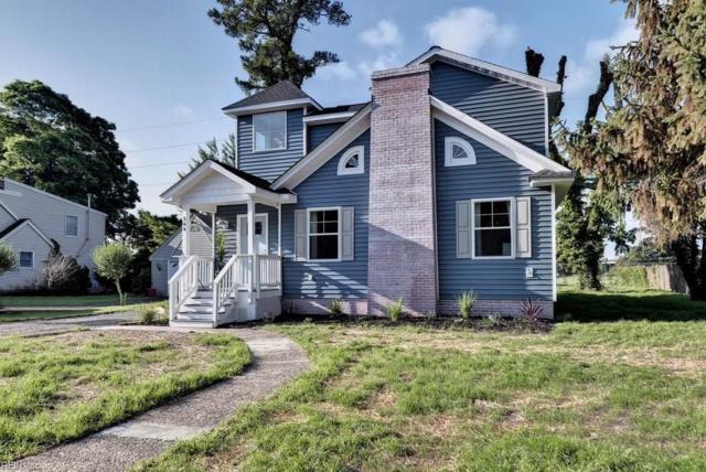 304 Old Point Ave, Hampton, VA 23669 (#10199760) :: Abbitt Realty Co.