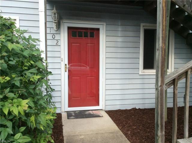 722 Lesner Ave #102, Norfolk, VA 23518 (MLS #10200567) :: AtCoastal Realty