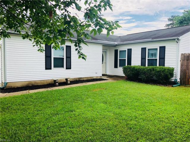 110 Tack Ct, Newport News, VA 23608 (MLS #10201581) :: Chantel Ray Real Estate