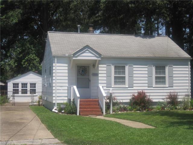 153 Chichester Ave, Hampton, VA 23669 (MLS #10201903) :: Chantel Ray Real Estate