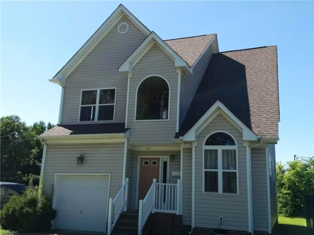 44 Snow St, Hampton, VA 23663 (#10205198) :: Abbitt Realty Co.