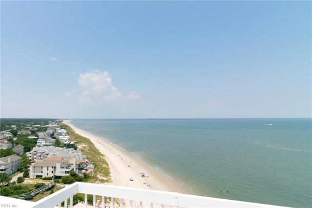 3558 Shore Dr #907, Virginia Beach, VA 23455 (#10205543) :: Austin James Real Estate