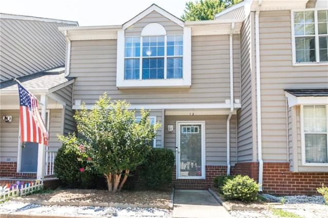 12 Gold Leaf Pl, Hampton, VA 23666 (MLS #10205803) :: AtCoastal Realty