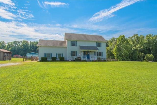5399 Proctors Bridge Rd, Southampton County, VA 23866 (#10206697) :: Atkinson Realty