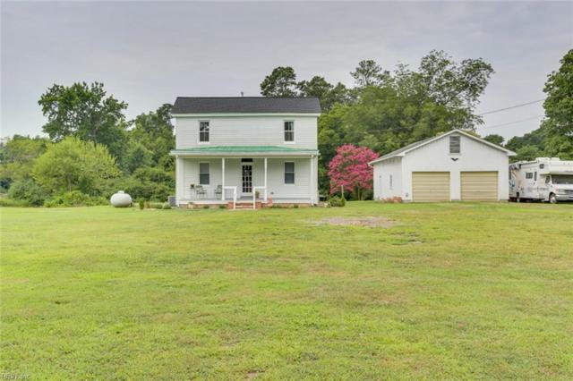 5412 Old Stage Hwy, Isle of Wight County, VA 23430 (#10207629) :: Austin James Real Estate