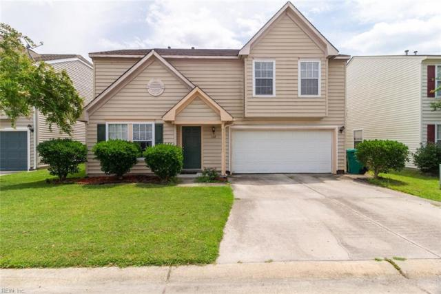 160 Stoney Ridge Ave, Suffolk, VA 23435 (MLS #10207654) :: Chantel Ray Real Estate