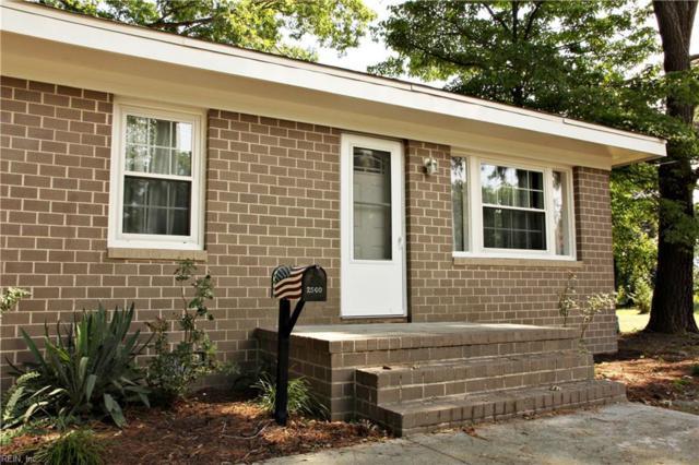 2500 Woolsey St, Norfolk, VA 23513 (#10207982) :: Green Tree Realty Hampton Roads