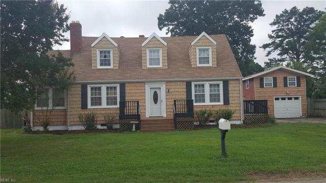 134 Chichester Ave, Hampton, VA 23669 (#10208502) :: Abbitt Realty Co.