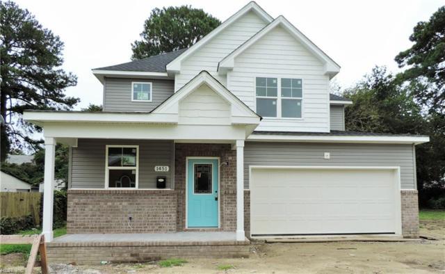 1451 W Little Creek Rd, Norfolk, VA 23505 (#10208512) :: Coastal Virginia Real Estate