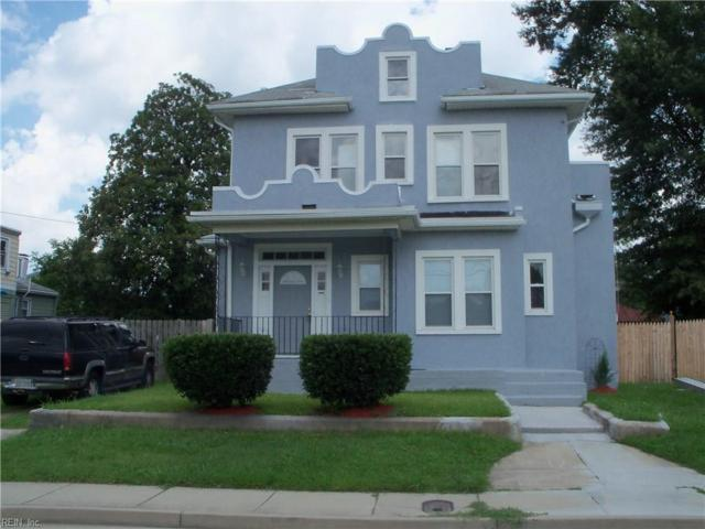 1516 County St, Portsmouth, VA 23704 (MLS #10209377) :: Chantel Ray Real Estate