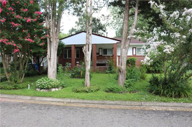 128 Saint Stephens Dr, Newport News, VA 23602 (#10210759) :: Green Tree Realty Hampton Roads