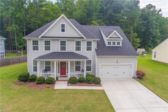 4813 Lake Shore Dr, Chesapeake, VA 23321 (#10210799) :: Green Tree Realty Hampton Roads