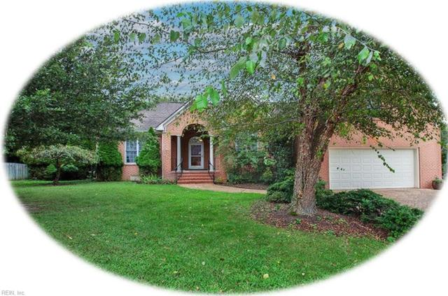 4027 E Providence Rd, James City County, VA 23188 (#10210859) :: The Kris Weaver Real Estate Team