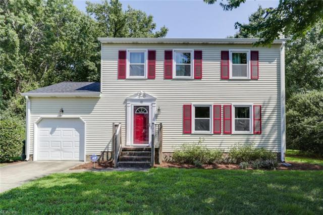 10 Woody Cir, Hampton, VA 23669 (MLS #10210968) :: Chantel Ray Real Estate