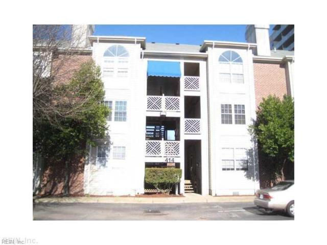 414 Delaware Ave #318, Norfolk, VA 23508 (MLS #10211166) :: AtCoastal Realty