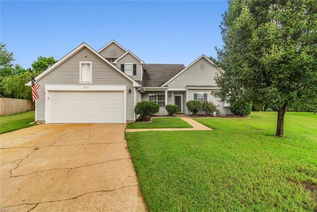 2401 Darden Ct, Virginia Beach, VA 23456 (MLS #10211512) :: Chantel Ray Real Estate