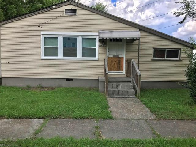 1032 Anderson St, Norfolk, VA 23504 (MLS #10211560) :: Chantel Ray Real Estate