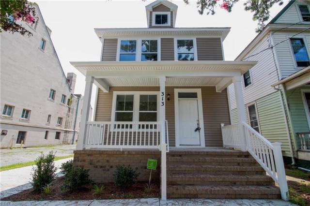 313 W 34th St, Norfolk, VA 23508 (#10211655) :: Austin James Real Estate