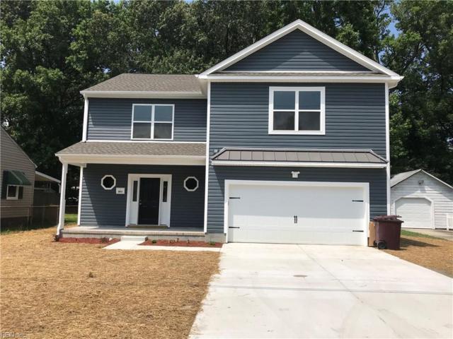 308 Weston St, Portsmouth, VA 23702 (MLS #10212504) :: Chantel Ray Real Estate