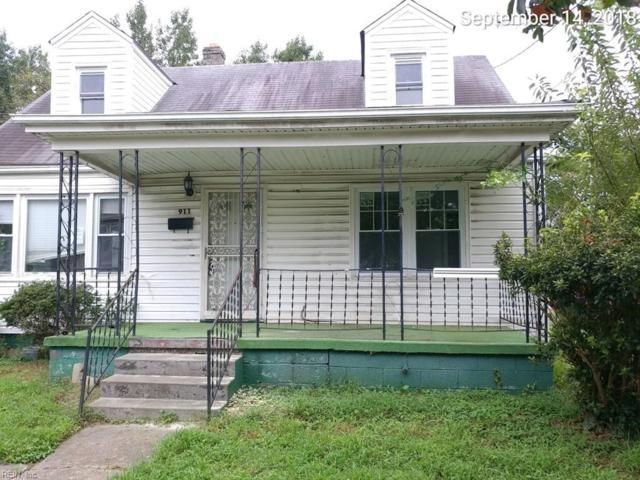 911 Marietta Ave, Norfolk, VA 23513 (MLS #10213518) :: AtCoastal Realty
