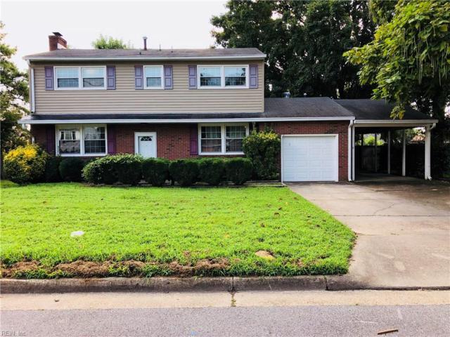 317 Pasture Ln, Hampton, VA 23669 (#10213523) :: Berkshire Hathaway HomeServices Towne Realty