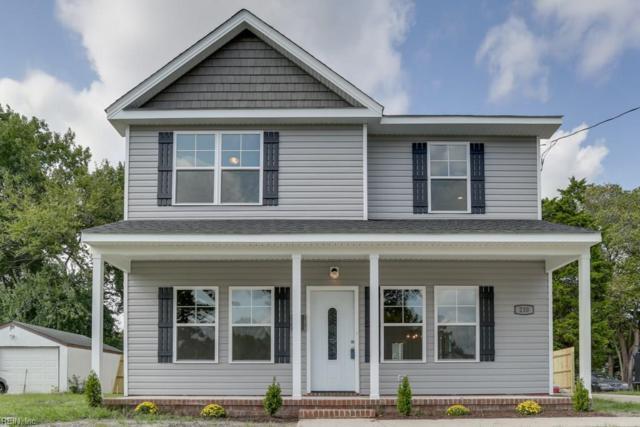 210 Avondale Rd, Portsmouth, VA 23701 (#10213670) :: Abbitt Realty Co.