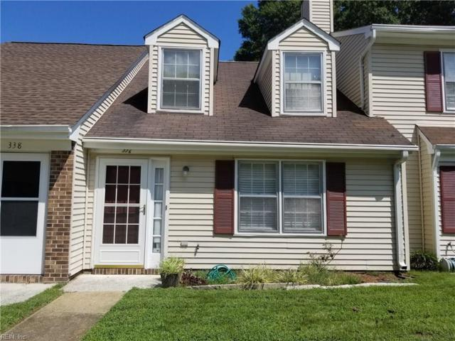 336 Kinsmen Way, Hampton, VA 23666 (#10213843) :: Reeds Real Estate