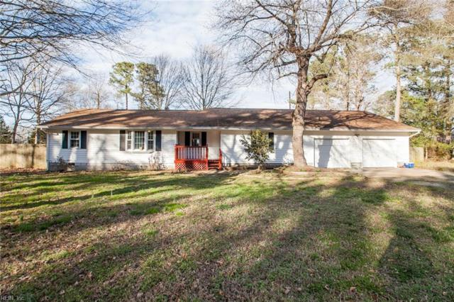 452 Chain Ferry Rd, King & Queen County, VA 23110 (#10213910) :: Reeds Real Estate