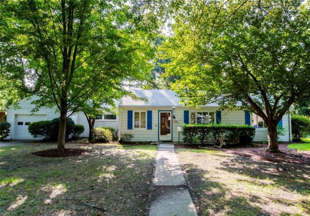 7065 Suburban Arch, Norfolk, VA 23505 (MLS #10213935) :: Chantel Ray Real Estate