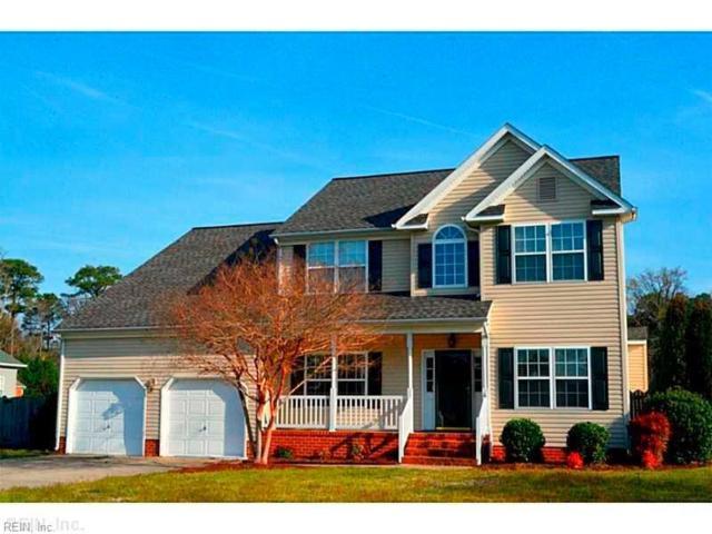 12 Ashe Meadows Dr, Hampton, VA 23664 (#10214167) :: The Kris Weaver Real Estate Team