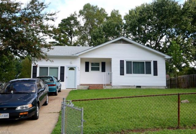 315 Judy Dr, Newport News, VA 23608 (#10214565) :: Abbitt Realty Co.