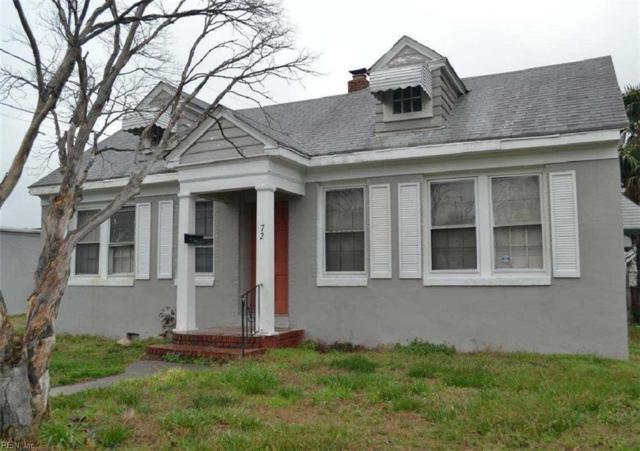 72 Farragut St, Portsmouth, VA 23702 (MLS #10215120) :: Chantel Ray Real Estate
