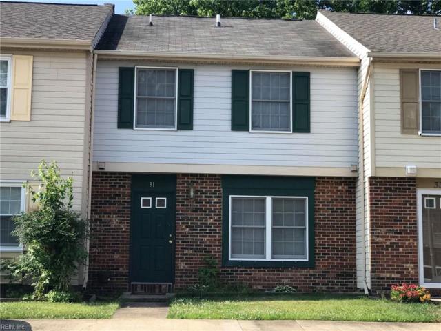 31 Lucinda Ct, Hampton, VA 23666 (#10215311) :: Reeds Real Estate