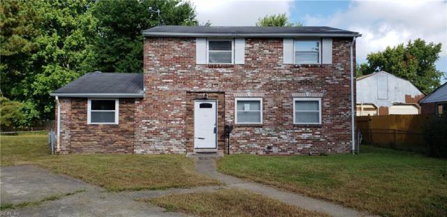 2003 Brown Cir, Hampton, VA 23663 (#10215345) :: Abbitt Realty Co.